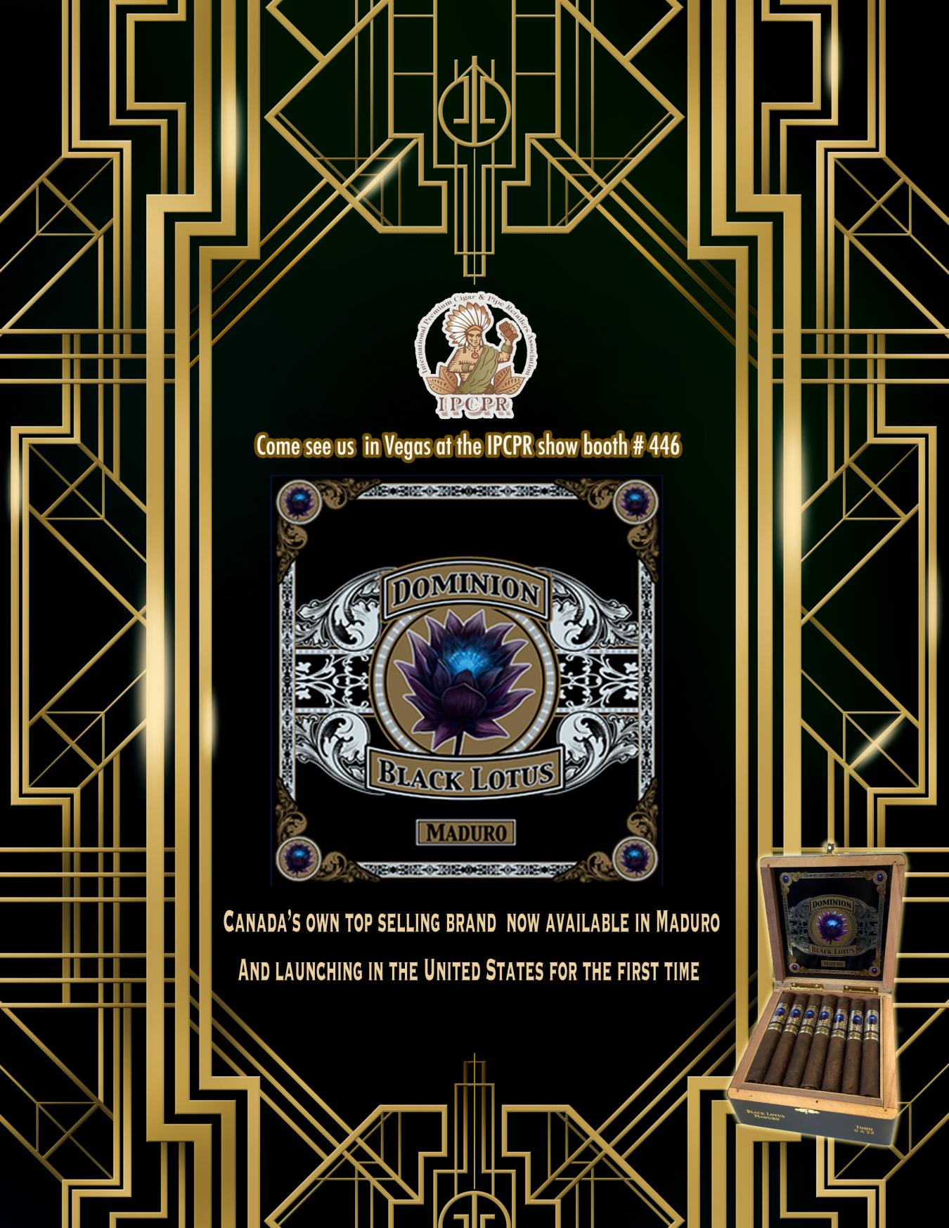 Dominion Black Lotus Moduro web Vegas
